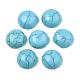 Cabuchones de turquesa sintéticaTURQ-S291-03C-01-2