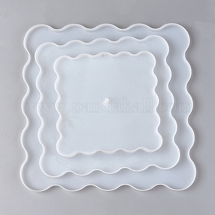 DIY 3-Layer Fruit Tray Silicone MoldsAJEW-WH0022-34-1