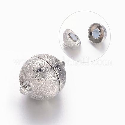 Brass Magnetic ClaspsX-KK-D206-N-NF-1