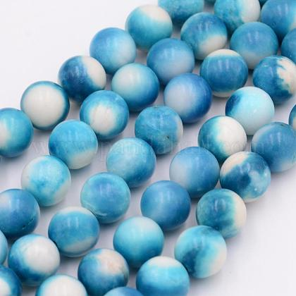 Natural Imperial Jasper Beads StrandsG-F473-03A-10mm-1