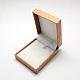 Rectangle Plastic Pendant Necklace BoxesOBOX-S001-03-2