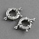 Cierres de anillo de resorte de latónKK-S131-26-1