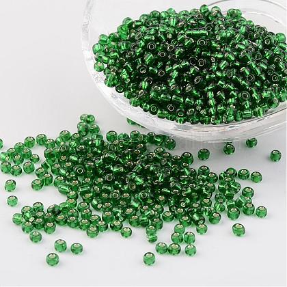 8/0 Glass Seed Beads X-SEED-A005-3mm-27B-1