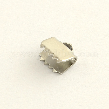 Embouts de sertissage de ruban d'acier inoxydableSTAS-Q187-04-1