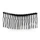 Accesorios de pelo cabello fornituras de peines de pelo de hierroOHAR-Q043-15-2