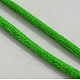 Macrame Rattail Chinese Knot Making Cords Round Nylon Braided String ThreadsX-NWIR-O001-A-11-2