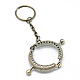 Iron Purse Frame Handle for Bag Sewing Craft Tailor SewerFIND-T008-186AB-2