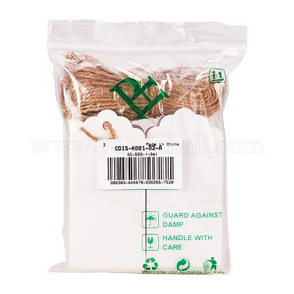 ジュエリーディスプレイ紙値札CDIS-K001-02-A-1