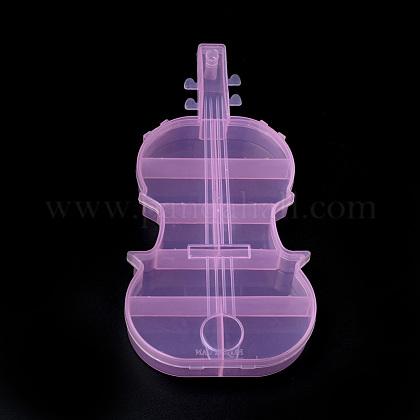 Recipientes de almacenamiento del grano plástico violínCON-Q023-05A-1