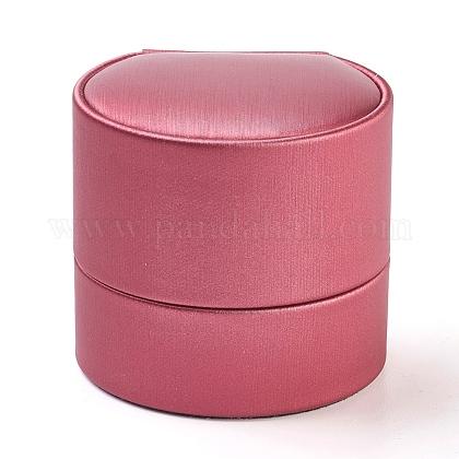Cajas de anillo de cuero de la PULBOX-L002-A01-1