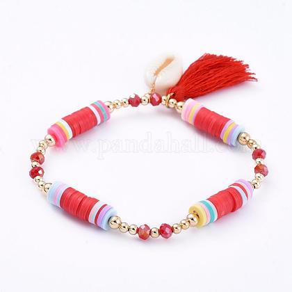 Estirar las pulseras de charmBJEW-JB05093-03-1