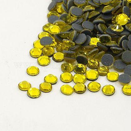 Vidrio de hotfix Diamante de imitaciónRGLA-A019-SS30-249-1