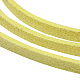 Environmental Faux Suede Cord X-LW-Q013-3mm-1014-4