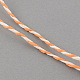 Mixed Color Twisted Paper CordDIY-S003-04-3