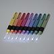 軽いプラスチックのかぎ針編みのフックの針を導いたTOOL-Q010-20-B-3