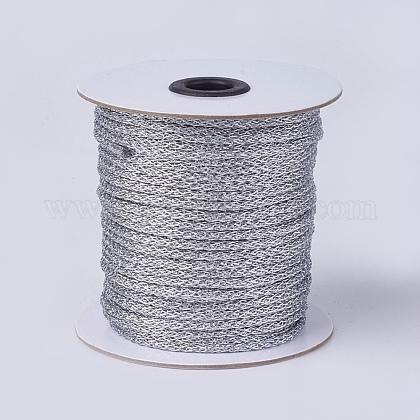 Hilo de hilo trenzado de resina y poliésterOCOR-F008-D01-1