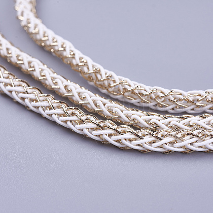 Cordón de poliéster trenzadoOCOR-E018-34-1