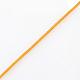 Hilos cuerdas de nylon joyas rebordear redondas elásticasNWIR-L003-C-12-1