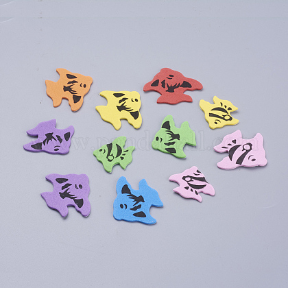 High Quality Colorful Sheets of Foam Paper StickerDIY-WH0028-01-1
