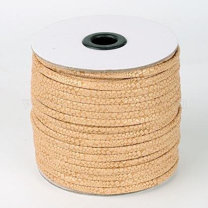 Flat Imitation Leather CordsLC-L003-15-1