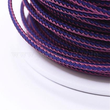 Braided Steel Wire Rope CordOCOR-P003-2.5mm-01-1