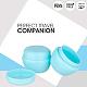 30g PP Plastic Refillable Cream Jar SetsMRMJ-BC0001-72-7
