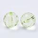 Transparent Acrylic BeadsTACR-Q254-30mm-V32-3