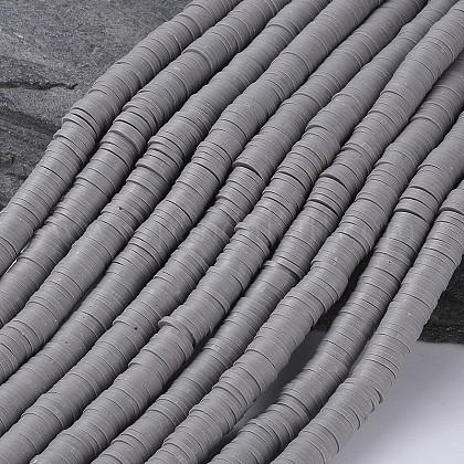 Abalorios de arcilla polimérica hechos a manoCLAY-R067-8.0mm-40-1