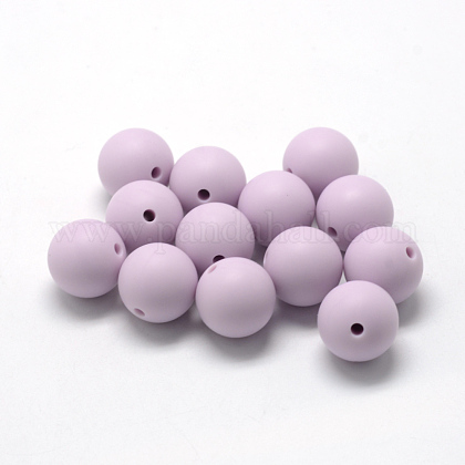 Food Grade Environmental Silicone Beads SIL-R008B-63-1