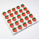 Kid's Strawberry Silicone Led Brooches JEWB-R006-12-2