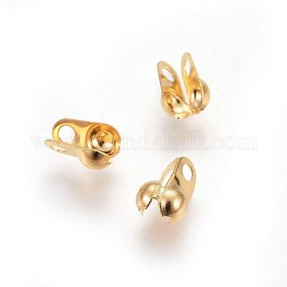 304 Stainless Steel Bead TipsSTAS-I100-45G-1