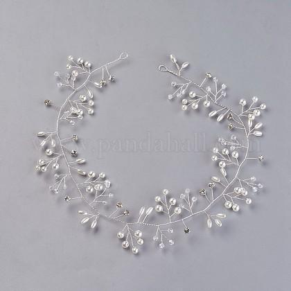 Wedding Bridal Hair ClipsOHAR-WH0003-01S-1