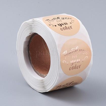 Gracias etiquetas adhesivasDIY-L035-002A-1