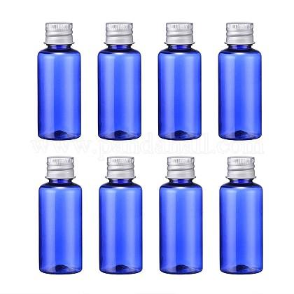 Пластиковая бутылка для жидкости с круглым плечом 30 млMRMJ-WH0054-02-1