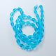 Glass Beads StrandsX-GLAA-R024-15x10mm-7-2