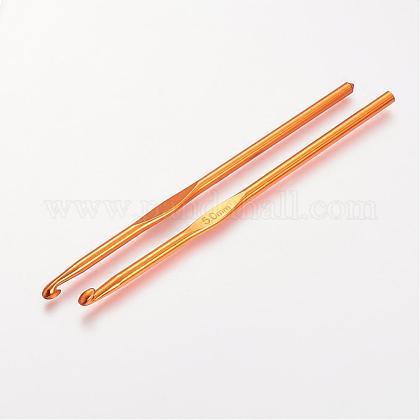 アルミかぎ針編みのフックTOOL-R058-07A-1