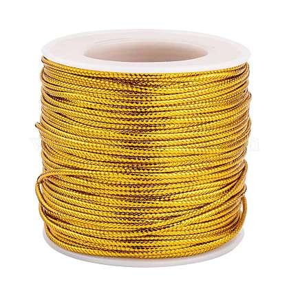 Cuerdas metálicas de hilo trenzado de joyaMCOR-S002-2.0mm-01-1