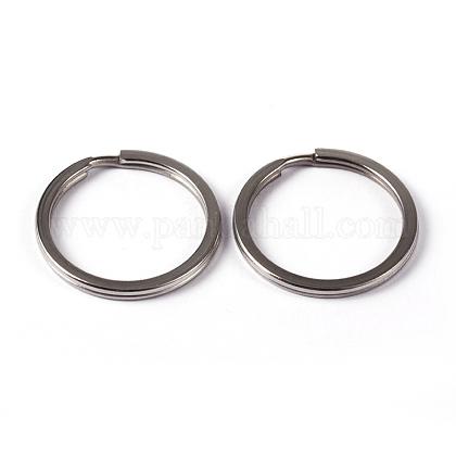 304 Stainless Steel Split Key RingsSTAS-G130-41P-1