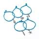 Conjuntos de pulsera de encantoBJEW-JB04861-1