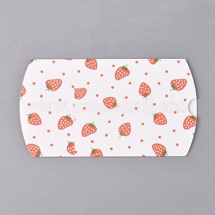 Boîtes d'oreiller en papierCON-L020-09A-1