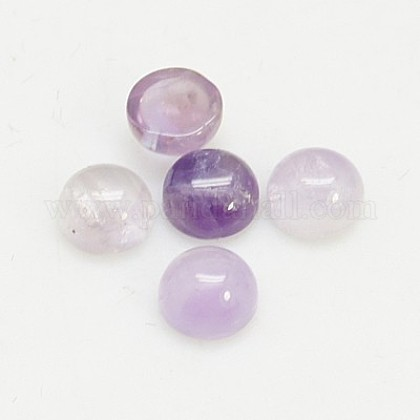 Cabuchones de piedras preciosasG-H1598-FR-4x2mm-05-1