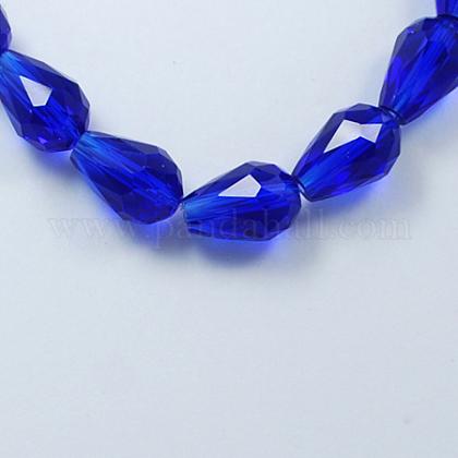 Glass Beads StrandsX-GLAA-R024-15x10mm-3-1