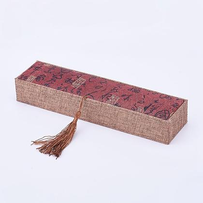 Wooden Necklace BoxesOBOX-K001-03-1