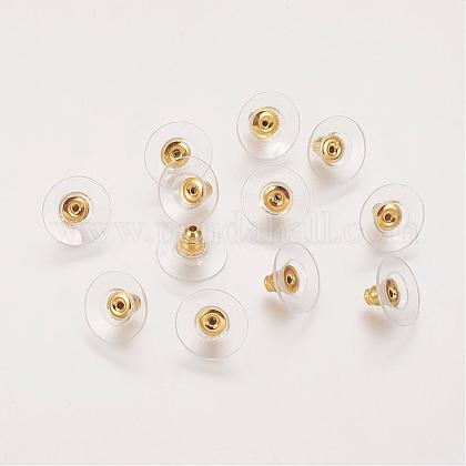 Brass Ear NutsX-KK-E446-14G-1