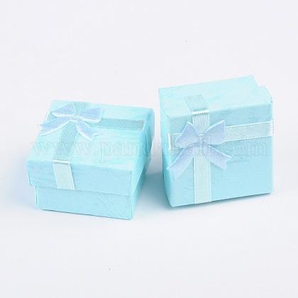 Boîtes à bagues en cartonCBOX-G003-08E-1