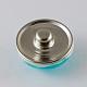 Brass Jewelry Snap ButtonsX-RESI-R076-11-2