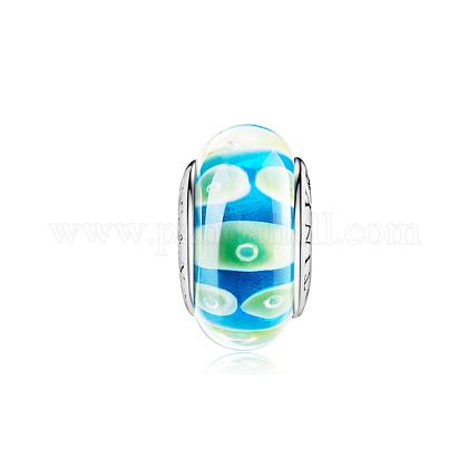 TINYSAND® Glass Large Hole European BeadsTS-C-121-1