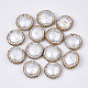 Perlas naturales abalorios de agua dulce cultivadasPEAR-T004-02-1