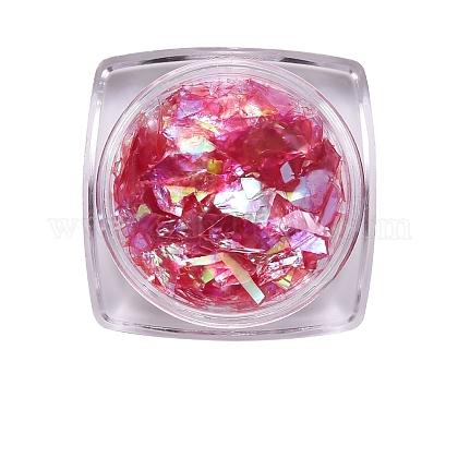 Пластиковые блестки цвета конфетыMRMJ-L001-27G-1