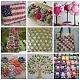 Mixed Printed Cotton Sewing Quilting Fabrics DIY-WH0119-01-6